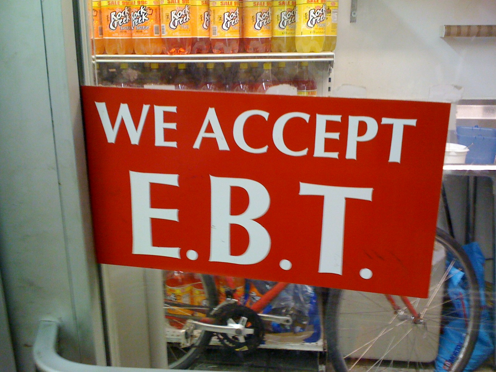 we-accept-ebt The USDA Is Pushing Food Stamps Like a Drug Dealer at a Grade School